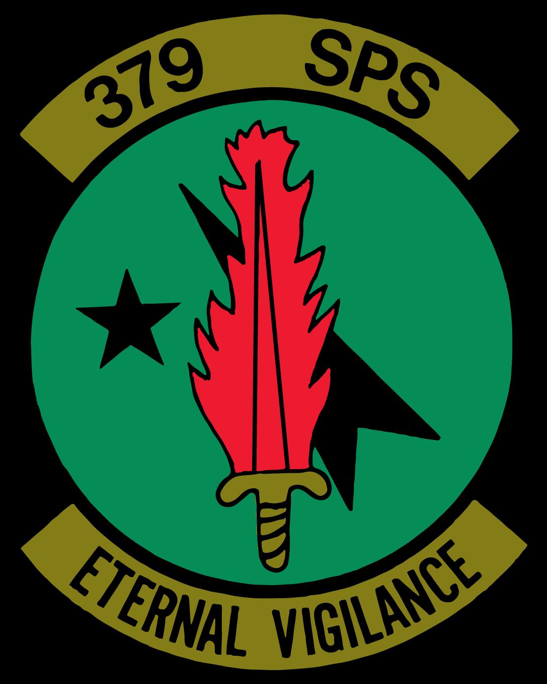 833rd aero squadron - 379th Sps Eternal Vigilance