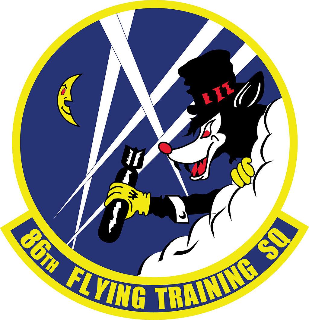 833rd aero squadron - 86th Flying Training Sq