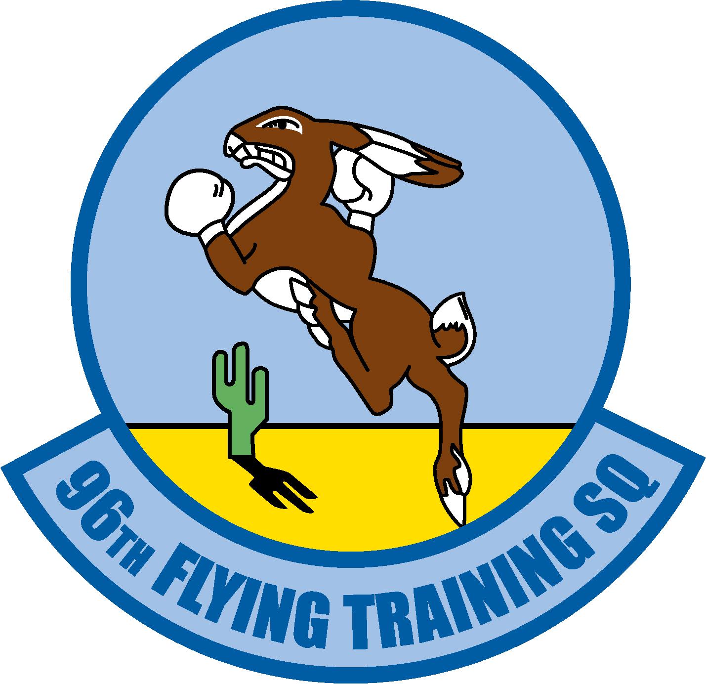 833rd aero squadron - 96th Flying Training Sq
