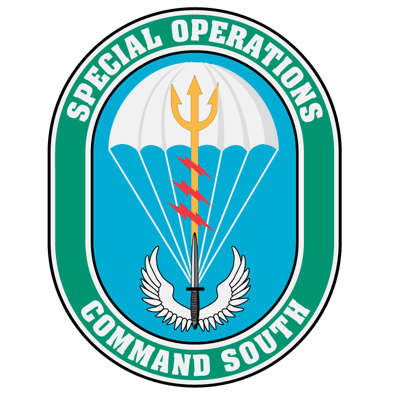 Image result for special operations command south logo
